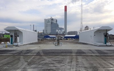 Tankstationer Södra Cell