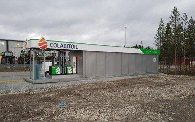 Publik tankstation Colabitoil