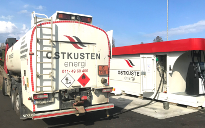 Publik tankstation Ostkusten Energi