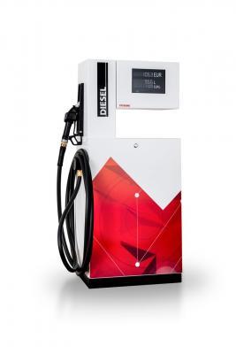 Tatsuno pumpautomater